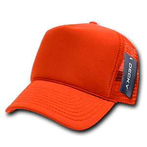 Solid trucker cap (211)