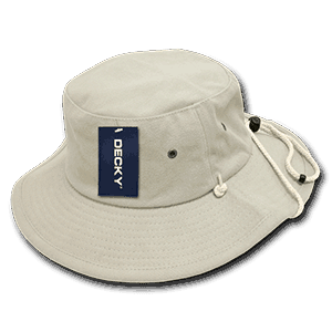 Aussie hat with drawstring (510)