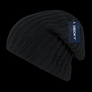 Cozy knit beanie (635)