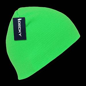 Neon short beanie (814)