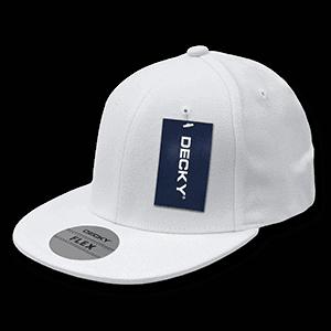 Fitall flex flat peak cap (872)