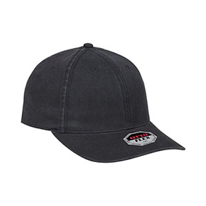 Otto flex stretchable washed cotton twill cap (94-1195)